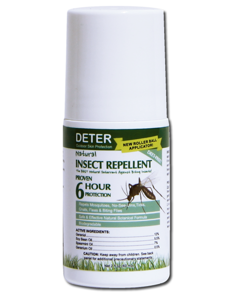 Deter Insect Repellent Roller Ball
